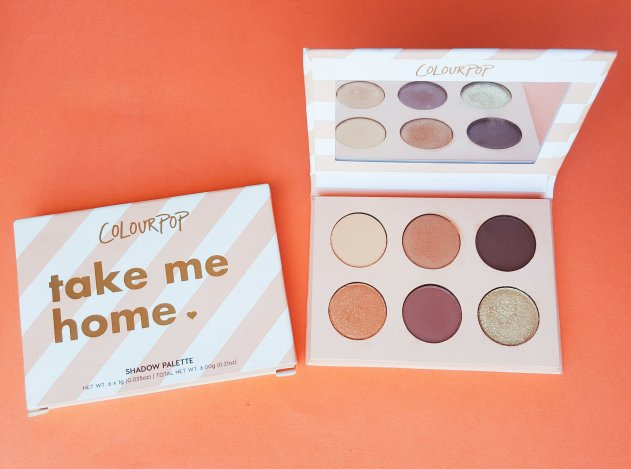 Colourpop Take Me Home