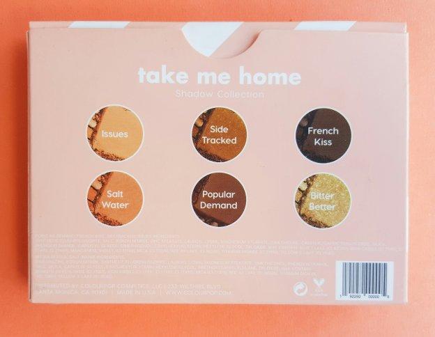 Colourpop Take me home
