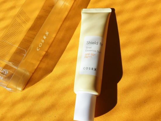 COSRX Shield Fit Snail Essence Sun